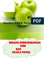 Soalan KBKK Pendidikan Moral.pptx