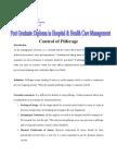 Pilferage Control in Hospitals