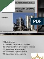 Modelacion Dinamica de Sistemas de Control Unidad 2