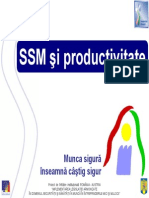 SSM Si Productivitatea