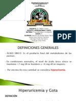 HIPERURICEMIA Y GOTA (1).pptx