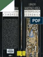 Antropología económica. Conceptos, teorías, debates