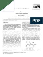 savenden,2000 lipase protein engineering.pdf
