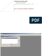 Phoenix Service Software Flashing Guide