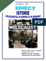 Holocaustul in EUROPA si in ROMANIA.doc