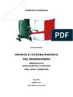 società e cultura politica nel Mezzogiorno 2.0