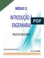 11 Projetos Industriais - Eng Prod [Modo de Compatibilidade]