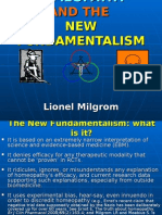 Homeopathy-The New Fundamentalists Seminar 2008