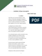 Baudelaire Del Goce Masoquista
