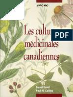 Cultures Medicinales Canadiennes
