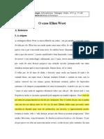 o Caso Ellen West