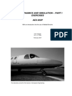 Flight Dynamics Manual