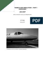 Flight Dynamics Manual