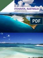 Playa Whitehaven, Australia. Luis Salvador Velasquez Rosas