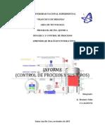 Control de Procesos (Informe)