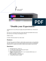 Vu+Duo2 Review