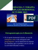 3b. Menopausia y Trh 2013