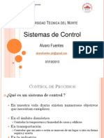 Principios de Sistemas de Control