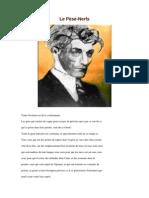 Le Pese Nerfs - Artaud_ Antonin