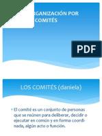 ORGANIZACIÓN POR COMITÉS (1)