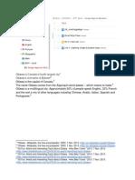 Exploring Google Docs