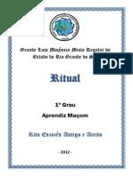000 Ordem Mista Rio Grande Do Sul Aprendiz