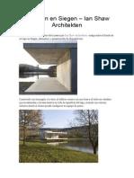 Pabellón en Siegen – Ian Shaw Architekten