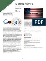 Google Admite La Entrega de Datos de Sus Usuarios Europeos a Las Agencias de Inteligencia de Estados Unidos