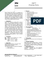Nelson Firestop Fsp Technical Data 032011