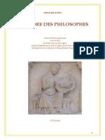 Dorn, Gerhard. L'Aurore Des Philosophes