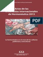 actas2013 hermeneutica