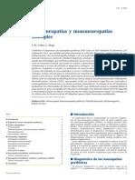 2010 Polineuropatías y mononeuropatías múltiples. EMC