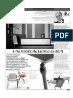 Interni 636 mostra Paolo Favaretto