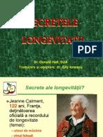 secrete_longevitate.pps