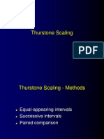 Thurstone Scaling.ppt