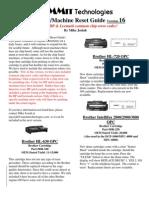 Reset Guide Ver. 16