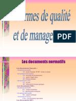 Normes de Qualité.ppt