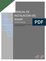 Guía de Instalación del WAMP