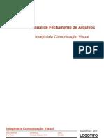 Manual de Fechamento de Arquivos Gráficos