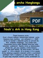 Noemova Archa v Hong Kongu