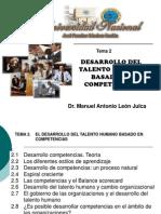 CLASE 2 Desarrollo Talento Humano