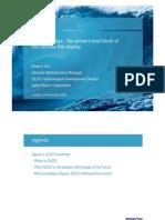 LCD DLP PDP Comparison