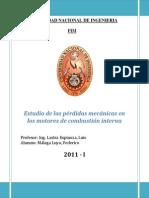 141802872 Estudio de Las Perdidas Mecanicas en Los Motores de Combustion Interna