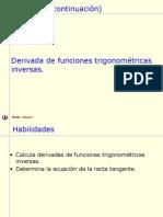 7- Trigonométricas Inversas