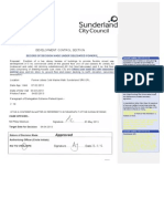 SUNDERLAND COUNCIL MALADMINISTRATION. RECORD OF DECISION MADE UNDER DELEGATED POWERS.pdf