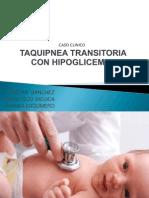 Caso Clinico Taquipnea e Hipoglicemia Ok
