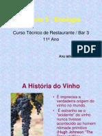 A História do Vinho