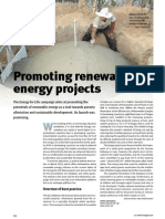 Promoting Renewable Energy