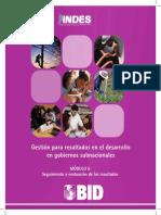 UNAM HFL Modulo 6 - Seguimiento y Evaluacion de Los Resultados