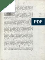 Alvara - 5 Janeiro 1785 - Proibe Manufaturas